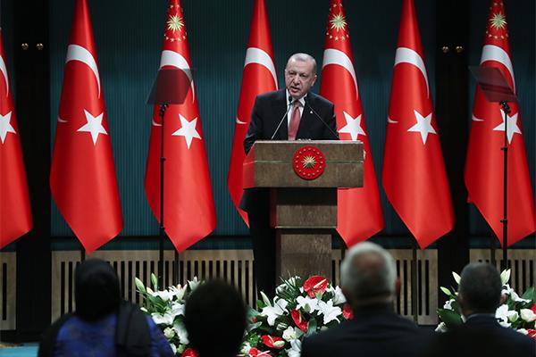 Cumhurbaşkanı Erdoğan Çukurova Üniversitesi'nde konuştu