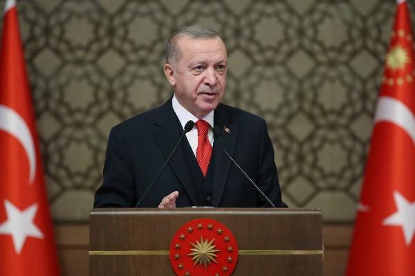 Cumhurbaşkanı Erdoğan, Mesleki Eğitimde 1000 Okul Projesi ve 50 Ar-Ge Merkezi'nin Açılış Töreni'ne katıldı