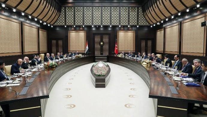 Cumhurbaşkanlığı Kabinesi 6'ncı kez toplandı