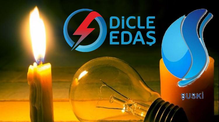 DEDAŞ, ŞUSKİ'nin Elektriklerini Kesti