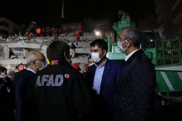 Deprem sonrası elektrik kesintilerine ilişkin açıklama