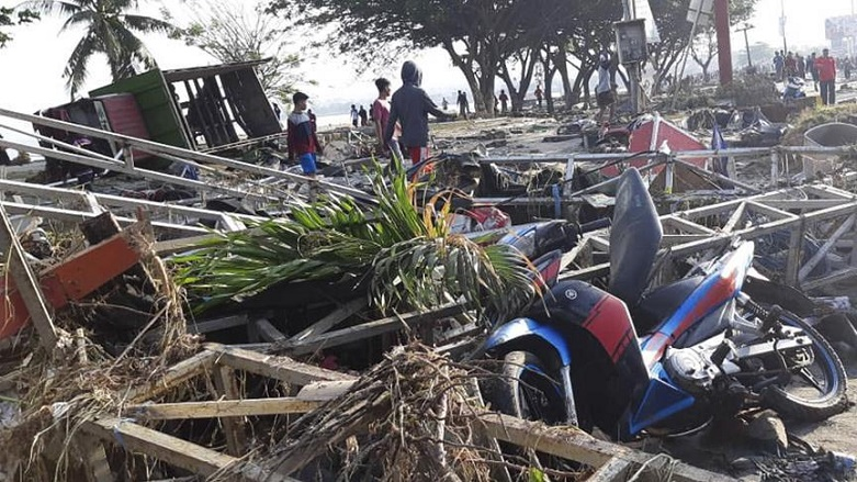 Deprem ve tsunami vurdu: 48 ölü