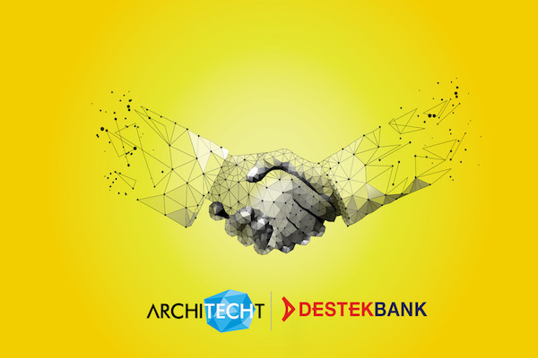 Destek Yatırım Bankası'nın teknolojik altyapısı Architecht'e emanet