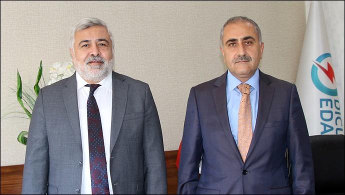 Dicle Elektrik Mardin İl Müdürlüğü'ne Halil Homan atandı