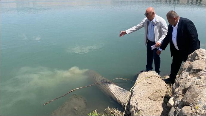 Dicle'ye Kanalizasyonu Bağladılar! CHP'li Tanal'dan Suç Duyurusu