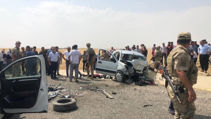Diyarbakır-Bingöl karayolunda kaza: 3 ölü, 9 yaralı