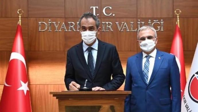 Diyarbakır'da 21 sınıfta eğitime ara verildi