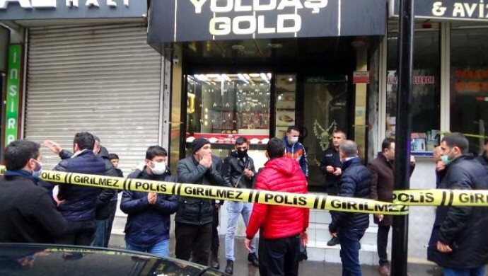 Diyarbakır'da soygun girişimi: Bir ölü