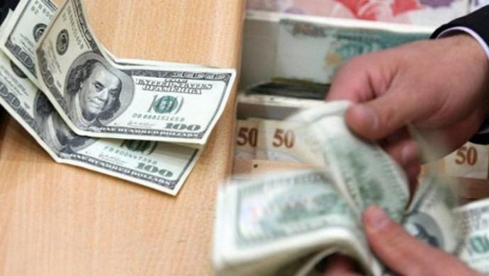 Dolar tarihi rekora ulaştı
