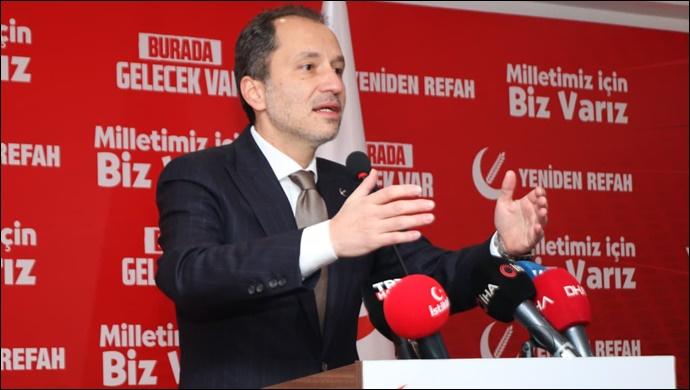 DR. Fatih Erbakan: Mısır İle İlişkilerin Düzeltilmesi Önemli