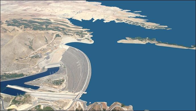 DSİ Son 18 Yılda Şanlıurfa'da 3 Baraj 4 Gölet Yaptı