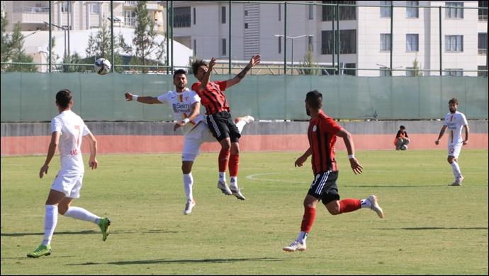 Edirnespor 2 golle geçti!