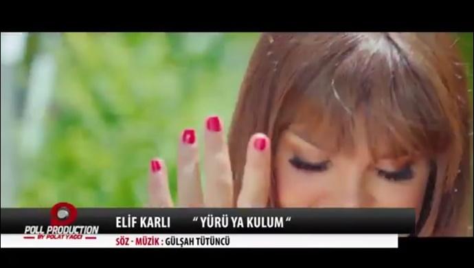 Elif karlı'nın  Yeni Klibi Yayınlandı!-(VİDEO)