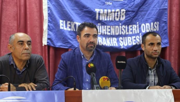 EMO'dan 'kayıp-kaçak' açıklaması: DEDAŞ yetersizliğini örtbas etme çabasında