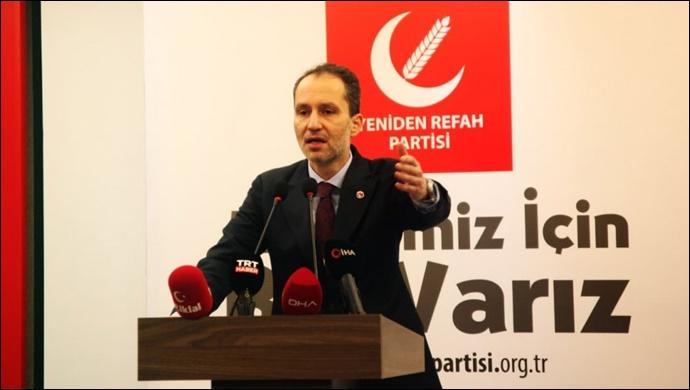 Erbakan: Türkiye'nin Gerçek Gündemine Odaklanmamız Gerekir