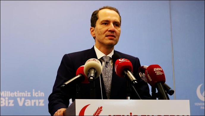 Erbakan'dan 10 Büyükelçiye 'Osman Kavala' Tepkisi: İkiyüzlülük!