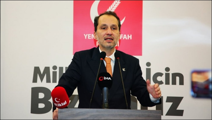 Erbakan'dan Tam Kapanmada Esnafa Destek Çağrısı