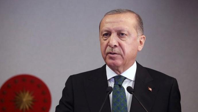 Erdoğan: Bayramda 81 ilde sokağa çıkma kısıtlaması uygulanacak