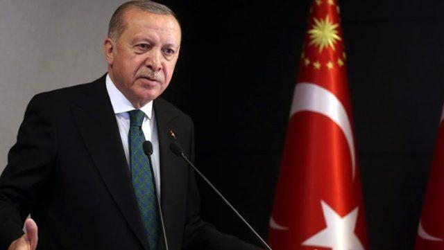 Erdoğan'dan 'kademeli normalleşme' açıklaması