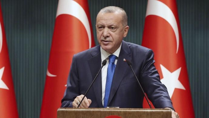 Erdoğan:Hafta sonları 10.00 ile 20.00 saatleri arası dışında sokağa çıkma sınırlaması uygulanacak