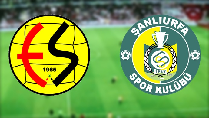 Eskişehirspor –Şanlıurfaspor: 0-0