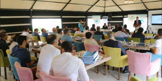 Eyyubiye Belediyesi,UCLG-MEWA Çalıştayına Ev Sahipliği Yaptı