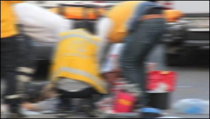 Eyyübiye'de otomobilin çarptığı şahıs hayatını kaybetti