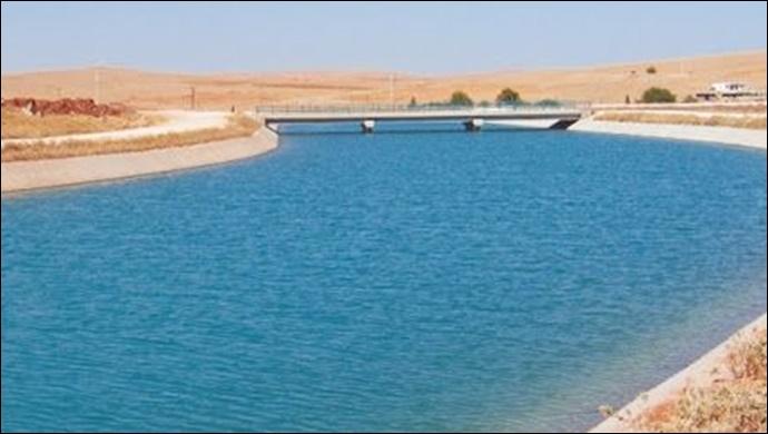 Eyyübiye'de Sulama kanalında akıntıya kapılan çocuk kayboldu
