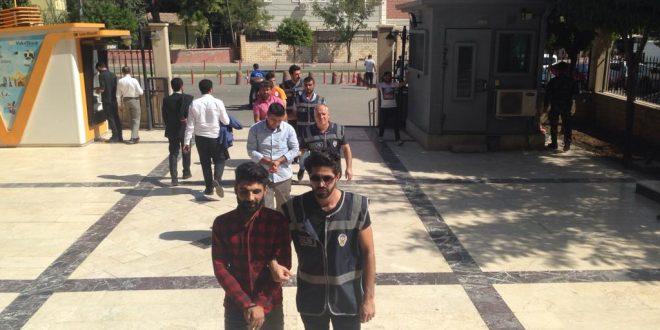 Eyyübiye'deki olaylarda 6 kişi tutuklandı