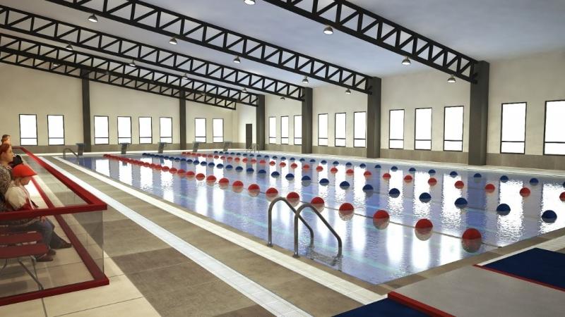 Eyyübiye'ye olimpik havuz müjdesi!