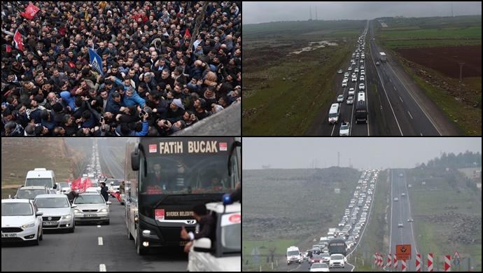 Fatih Bucak'a memleketi Urfa'da yoğun ilgi