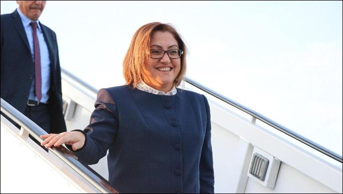 Fatma Şahin Şanlıurfa'ya geliyor