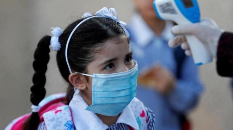 Filistin'de 290 yeni koronavirüs vakası ve 7 ölüm kaydedildi