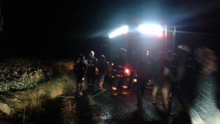 Flaş … Haliliye'de Bir Köye Yıldırım Düştü