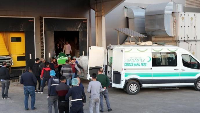 Gaziantep'te iş cinayeti