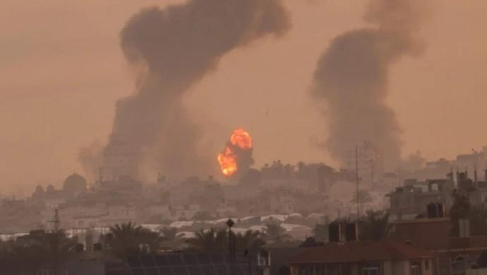 Gazze'de 13'ü çocuk 43 kişi hayatını kaybetti