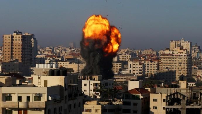 Gazze'de yaşamını yitirenlerin sayısı 174'e çıktı