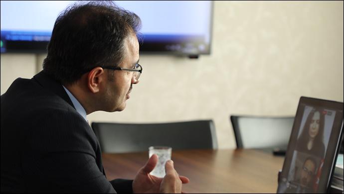 Göç İdaresi Genel Müdürü Abdullah Ayaz:Dünyada 70 milyon insan yerinden edildi