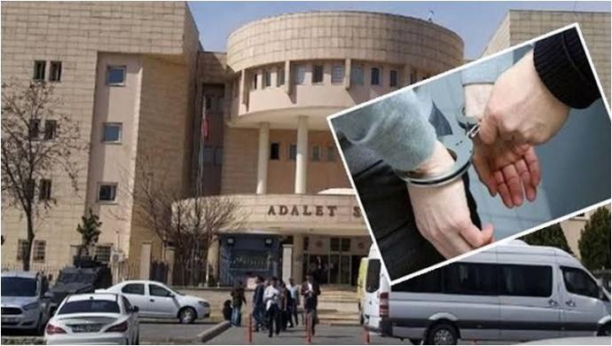 Gözaltına Alınan 18 Zanlıdan 12'si Tutuklandı