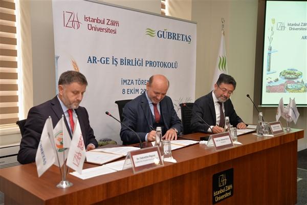 GÜBRETAŞ'tan Ar-Ge alanında yeni bir üniversite-sanayi iş birliği hamlesi