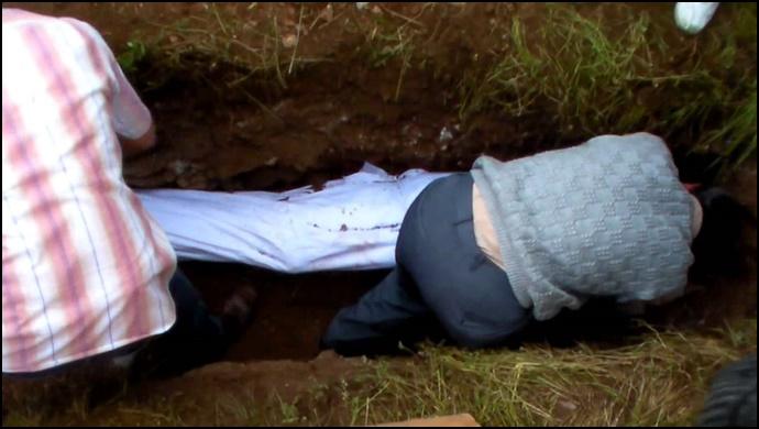 Halfeti'de Kazada Hayatını Kaybedenler Toprağa Verildi
