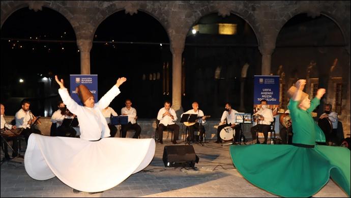 Halil-Ür Rahman'da İlahi Dinletisi-(VİDEO)