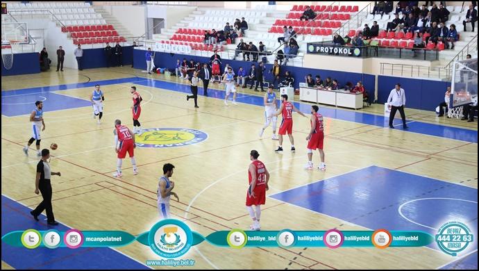 Haliliye belediyespor play off çeyrek final