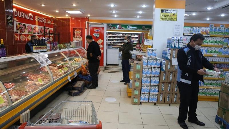 Haliliye'de Kısıtlamadan Muaf Tutulan İşyerleri Denetlendi -(Video)