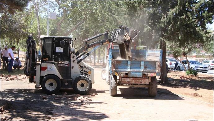 Haliliye'de Parklar, İlçenin Çehresini Değiştiriyor-(VİDEO)