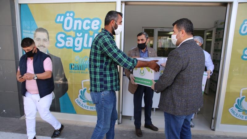 Haliliye'den Çölyak Hastalarına Gıda Desteği -(VİDEO)