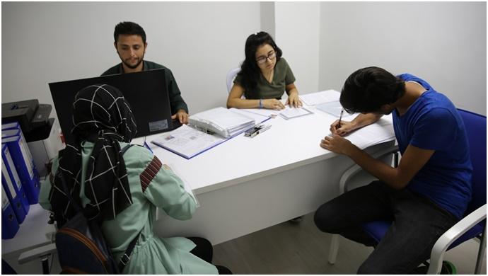 Haliliye'den Gençlere Ücretsiz Üniversiteye Hazırlık Kursu