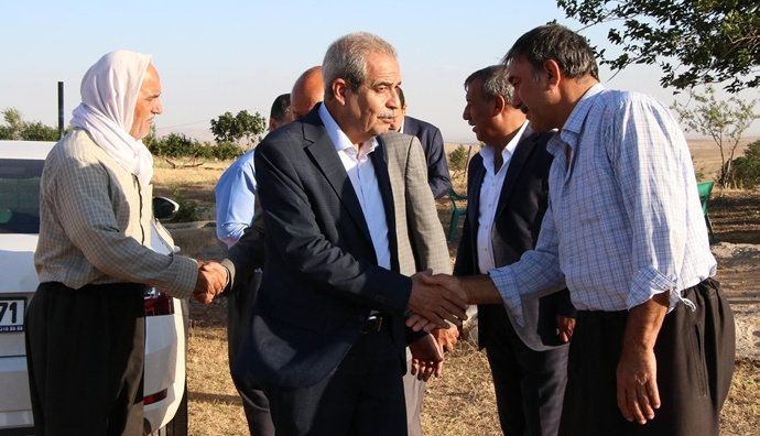 Haliliyeliler 'Fevzi Demirkol'u tekrardan başkan görmek istiyor