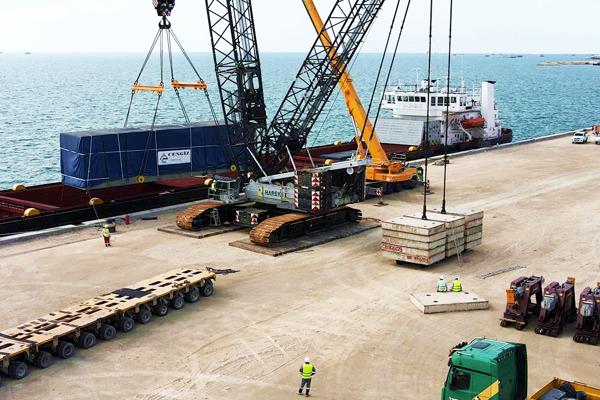 Hareket, Bautino Limanı'nda hedef büyüttü