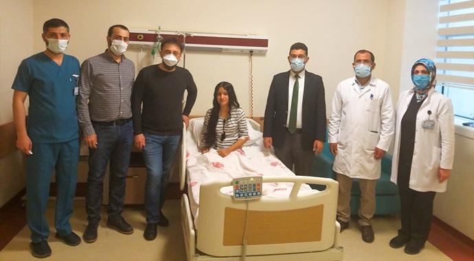 Harran Üniversitesi'nden Başarılı Bir Ameliyat Daha